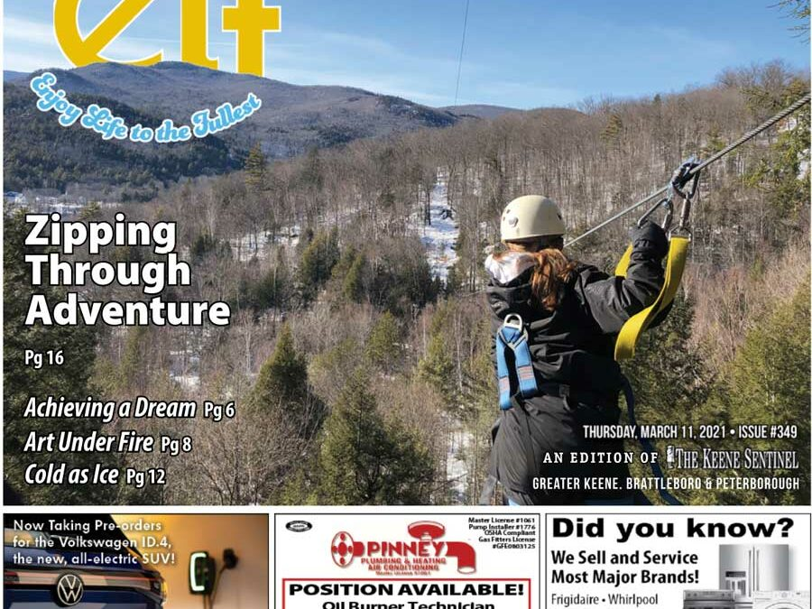 Pinney Plumbing featured in 'Elf – Enjoy Life to The Fullest!'